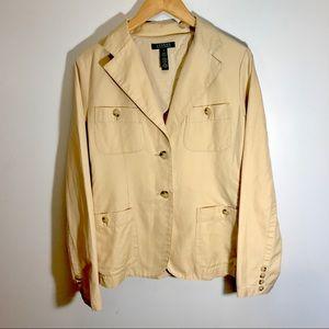 Ralph Lauren Women Safari Jacket